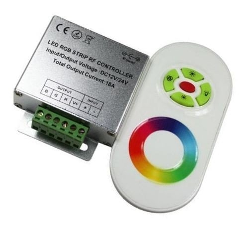 LED STRIP RF REMOTE CONTROLLER